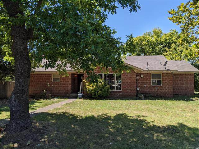 501 S Maytubby Street, Kingston, OK 73439 (MLS #2033777) :: Hopper Group at RE/MAX Results