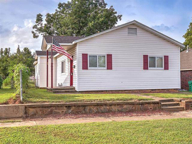 1130 E Mckinley Avenue, Sapulpa, OK 74066 (MLS #2033786) :: Active Real Estate