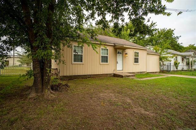 416 S Adair, Pryor, OK 74361 (MLS #2033797) :: Active Real Estate
