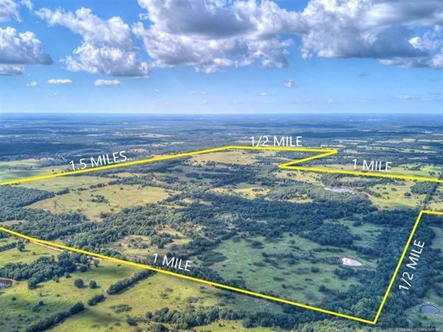 368145 E 980 Road, Boley, OK 74829 (MLS #2033805) :: Active Real Estate
