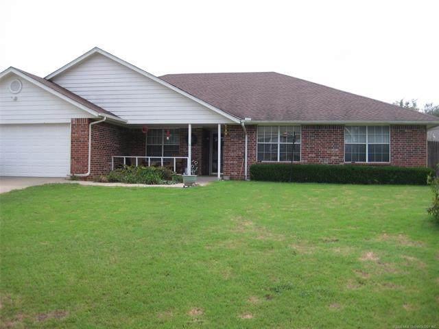 2256 E 140th Street S, Bixby, OK 74008 (MLS #2033909) :: Hometown Home & Ranch