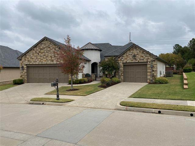8419 S Nogales Avenue W, Tulsa, OK 74132 (MLS #2033921) :: Hometown Home & Ranch