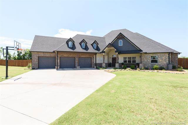 1581 E Dawson Drive, Fort Gibson, OK 74434 (MLS #2033967) :: 918HomeTeam - KW Realty Preferred