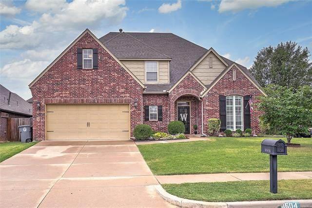 4604 S 172nd East Avenue, Tulsa, OK 74134 (MLS #2033978) :: Active Real Estate