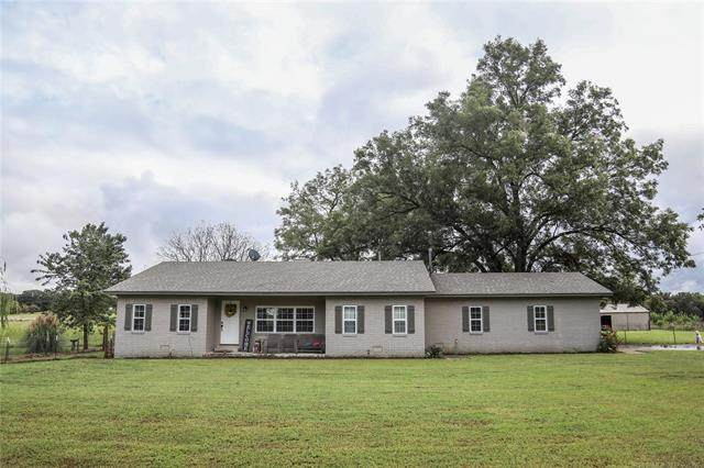 16470 Bristlecone Road, Morris, OK 74445 (MLS #2034052) :: Active Real Estate