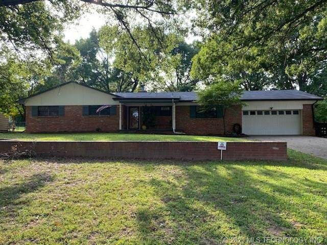 809 N Anthony, Muskogee, OK 74403 (MLS #2034127) :: Hopper Group at RE/MAX Results