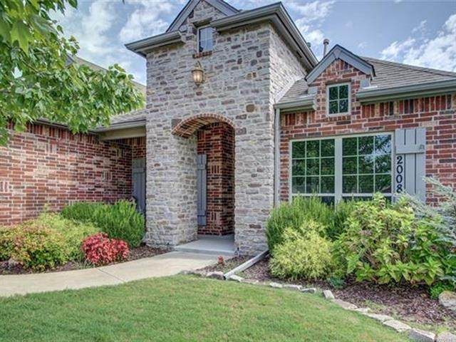 2008 W 110th Court S, Jenks, OK 74037 (MLS #2034129) :: Active Real Estate