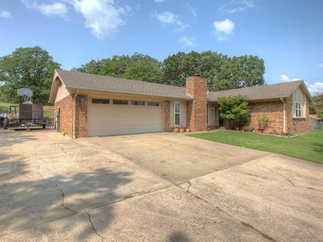 2106 Timber Hill Drive, Sapulpa, OK 74066 (MLS #2034204) :: Active Real Estate