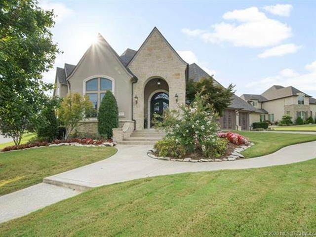 10712 S Gum Street, Jenks, OK 74037 (MLS #2034249) :: Active Real Estate