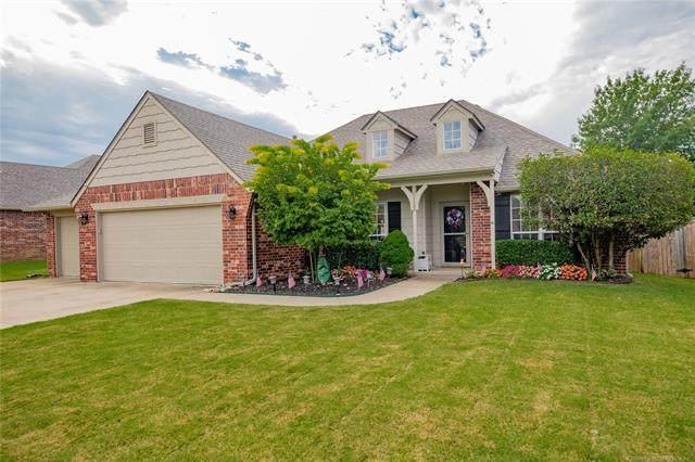 11402 E 102nd Street N, Owasso, OK 74055 (MLS #2034301) :: Active Real Estate