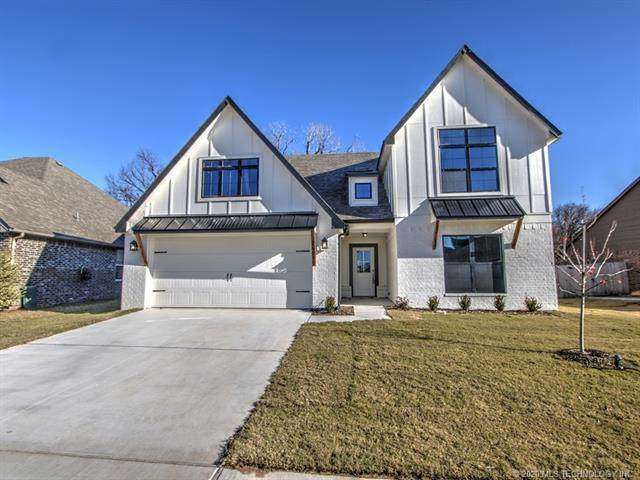 7003 S Dogwood Place, Broken Arrow, OK 74011 (MLS #2034323) :: Hopper Group at RE/MAX Results