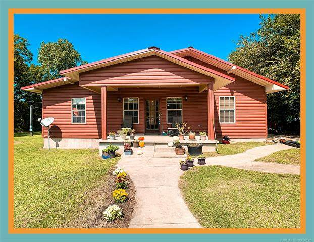 14486 County Road 1560, Ada, OK 74820 (MLS #2034346) :: Active Real Estate