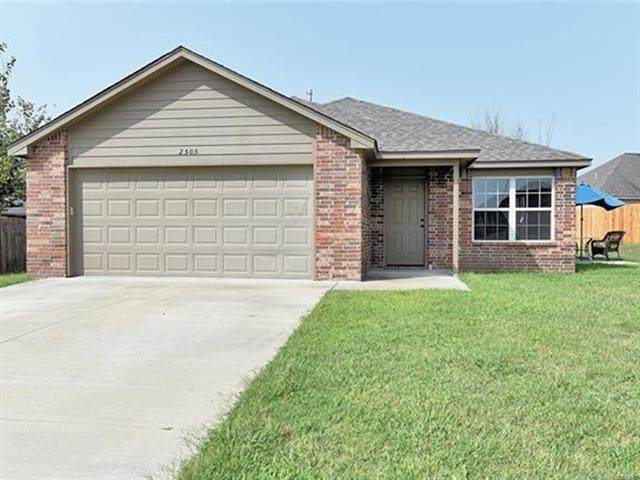 2505 Hunters Court, Claremore, OK 74019 (MLS #2034387) :: RE/MAX T-town