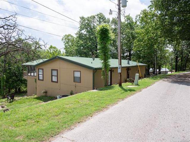 550 Morrow Drive, Eucha, OK 74342 (MLS #2034391) :: Hometown Home & Ranch