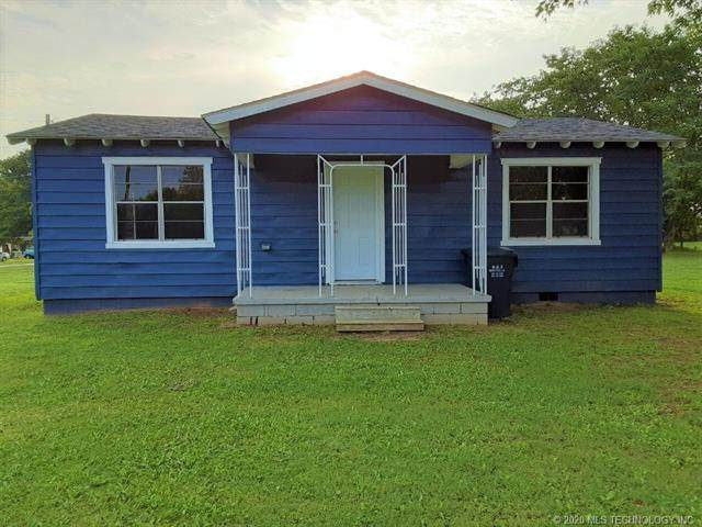433 N 9th Street, Roff, OK 74865 (MLS #2034397) :: Hopper Group at RE/MAX Results