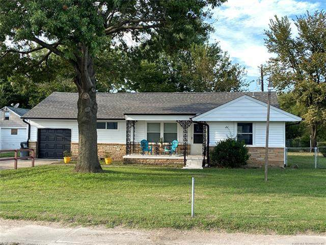101 W Main Street, Sperry, OK 74073 (MLS #2034398) :: Hopper Group at RE/MAX Results