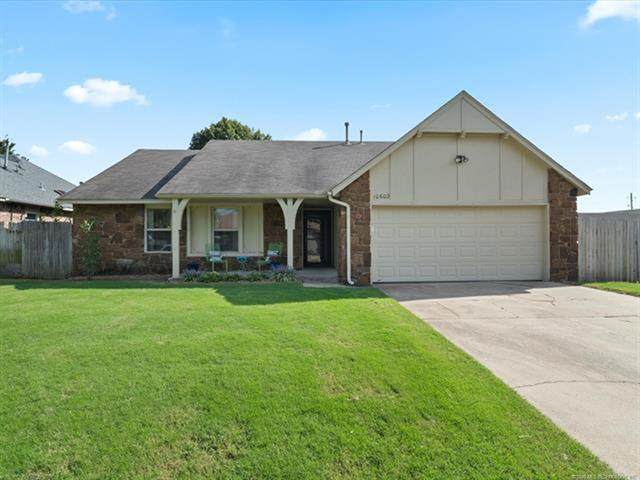 10602 E 113th Place, Bixby, OK 74008 (MLS #2034407) :: Active Real Estate