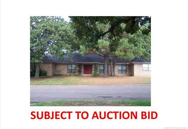 150 Lakeview Drive, Mannford, OK 74044 (MLS #2034481) :: Active Real Estate