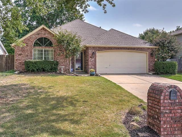 9637 S 90th Avenue E, Tulsa, OK 74133 (MLS #2034554) :: Active Real Estate