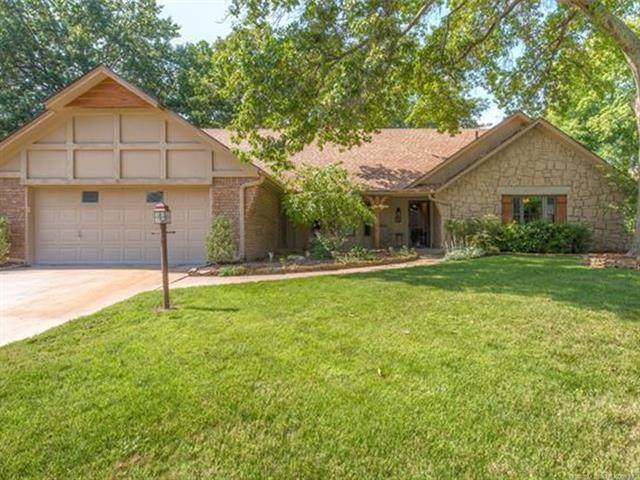 841 Millwood Road, Broken Arrow, OK 74011 (MLS #2034575) :: Active Real Estate