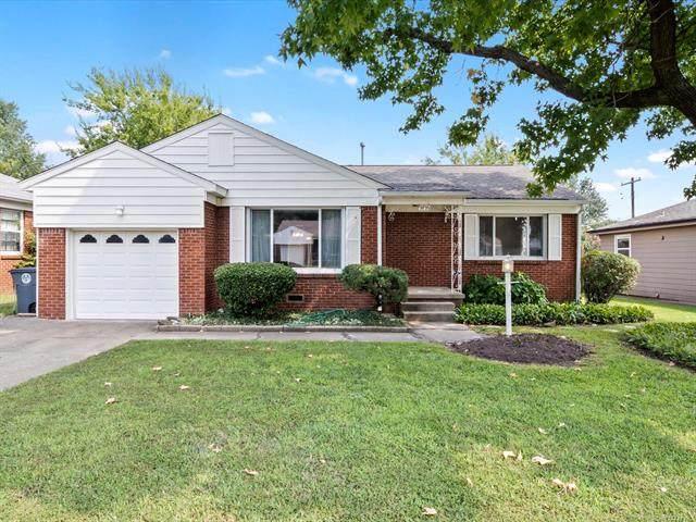 2623 S Urbana Avenue, Tulsa, OK 74114 (MLS #2034625) :: Active Real Estate