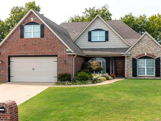 25130 Shade Tree Place, Claremore, OK 74019 (MLS #2034626) :: Hopper Group at RE/MAX Results