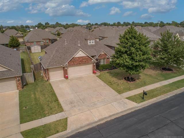 11811 E 105th Street N, Owasso, OK 74055 (MLS #2034773) :: Active Real Estate
