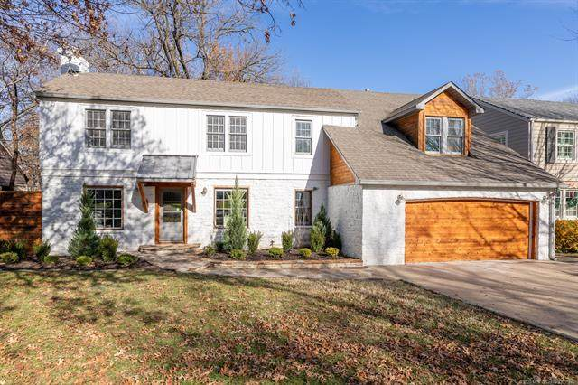 2537 E 22nd Street, Tulsa, OK 74114 (MLS #2034784) :: Hopper Group at RE/MAX Results