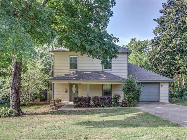 515 W Shawnee Street, Tahlequah, OK 74464 (MLS #2034818) :: Hometown Home & Ranch