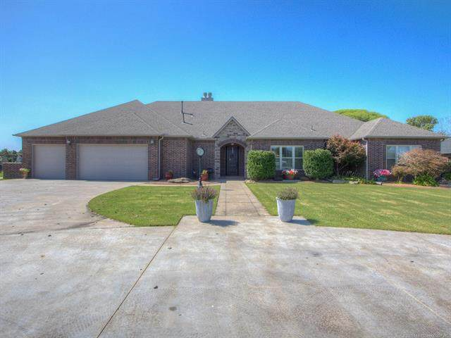 13152 S Norfolk Avenue, Jenks, OK 74037 (MLS #2034995) :: RE/MAX T-town