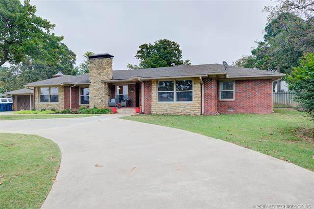 1006 Country Club, Mcalester, OK 74501 (MLS #2035094) :: Hometown Home & Ranch