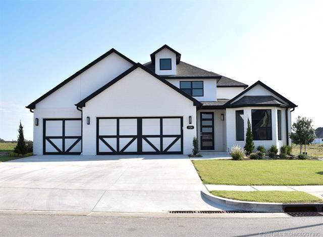 704 E 126th Street S, Jenks, OK 74037 (MLS #2035142) :: Hopper Group at RE/MAX Results