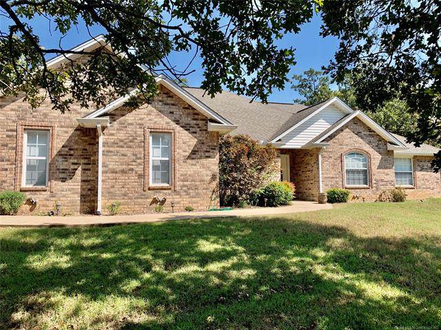14670 County Road 3610, Ada, OK 74820 (MLS #2035152) :: Active Real Estate