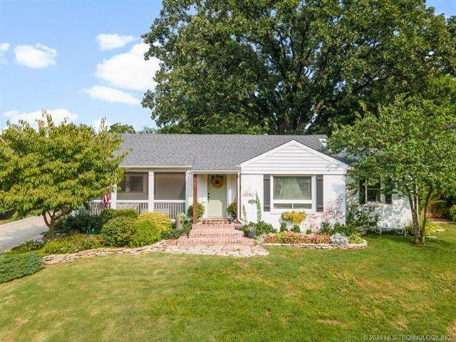 3841 S St Louis Avenue, Tulsa, OK 74114 (MLS #2035161) :: Hopper Group at RE/MAX Results