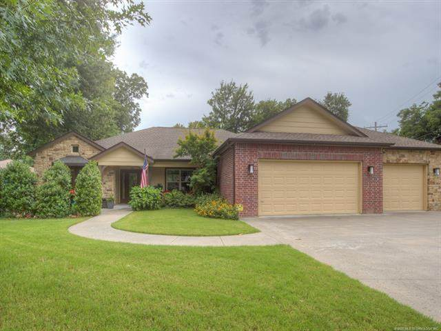 2230 S Gary Avenue, Tulsa, OK 74114 (MLS #2035362) :: Hopper Group at RE/MAX Results