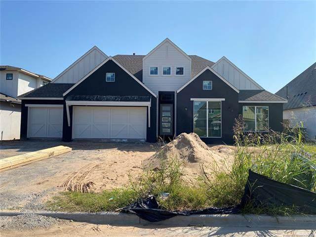 5318 E 124th Place S, Bixby, OK 74008 (MLS #2035457) :: Hometown Home & Ranch