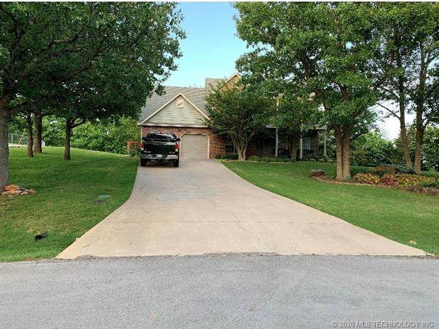 29 Westwind Drive, Sand Springs, OK 74063 (MLS #2035608) :: RE/MAX T-town