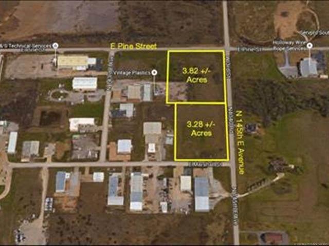 14400 E Pine Street, Tulsa, OK 74116 (MLS #2035835) :: Active Real Estate