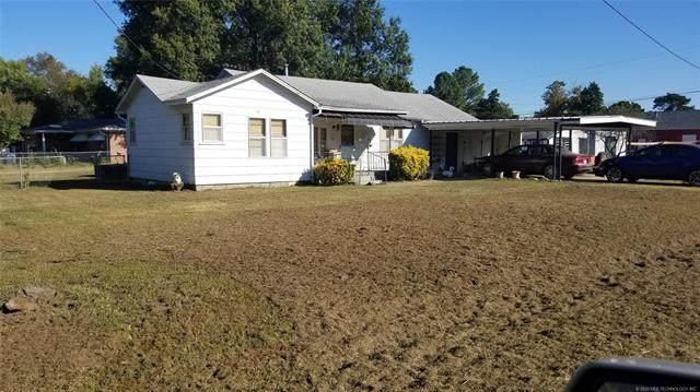 105 B. Street NW, Inola, OK 74036 (MLS #2035907) :: Hometown Home & Ranch