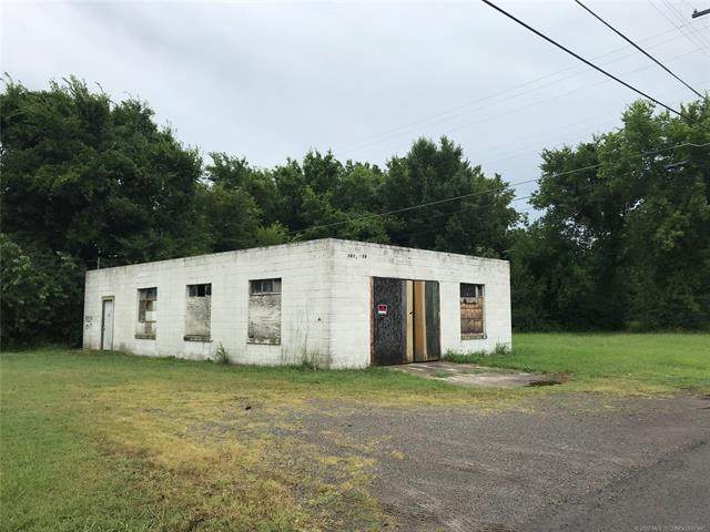 Tahlequah Street, Muskogee, OK 74401 (MLS #2035924) :: Hometown Home & Ranch