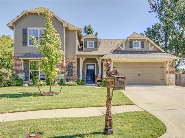 2511 W Van Buren Circle, Broken Arrow, OK 74011 (MLS #2035952) :: RE/MAX T-town