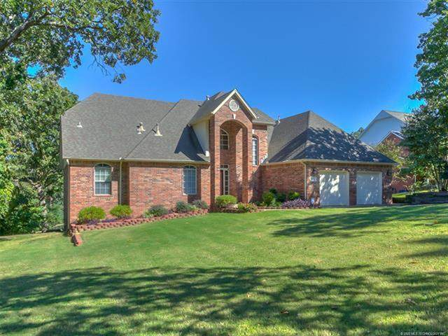 1031 S Moccasin Place, Sapulpa, OK 74066 (MLS #2036021) :: RE/MAX T-town