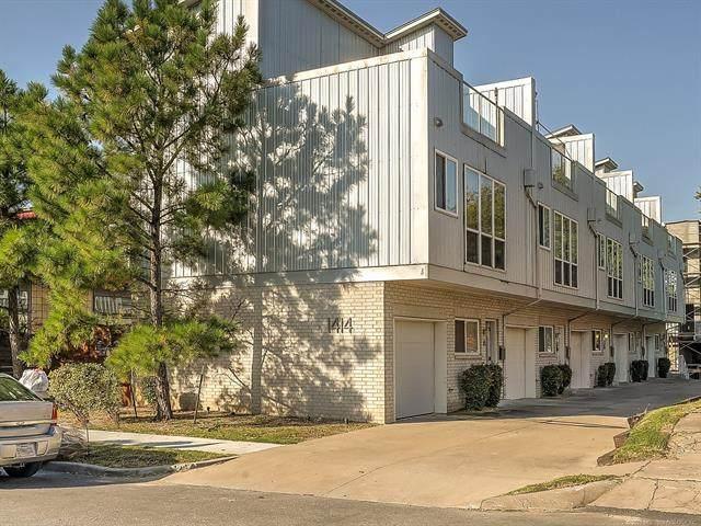 1414 S Quincy Avenue C, Tulsa, OK 74120 (MLS #2036090) :: Hometown Home & Ranch