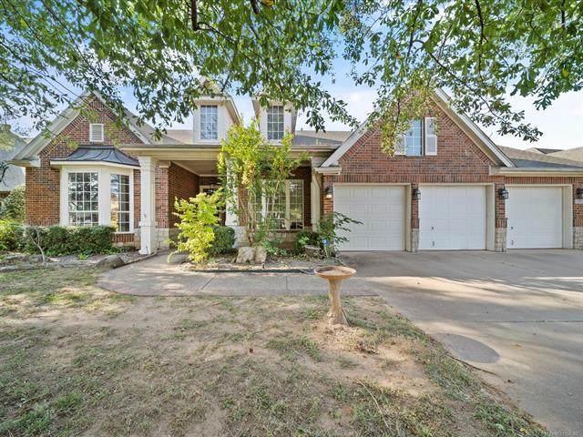 12308 S 2nd Street, Jenks, OK 74037 (MLS #2036129) :: Active Real Estate