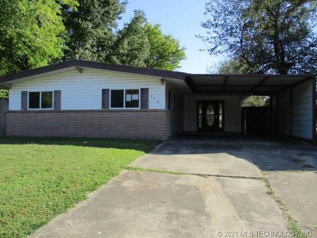 2801 Elizabeth Street, Muskogee, OK 74401 (MLS #2036166) :: 580 Realty