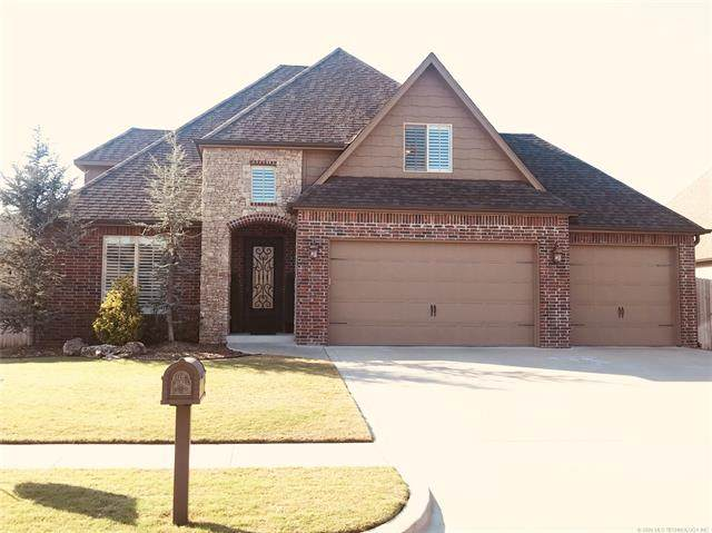 7370 E 125th Place S, Bixby, OK 74008 (MLS #2036202) :: RE/MAX T-town