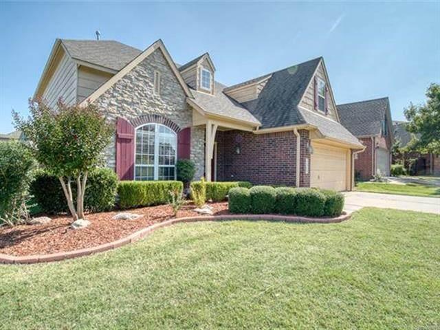 7815 S 95th East Avenue, Tulsa, OK 74133 (MLS #2036362) :: Hometown Home & Ranch