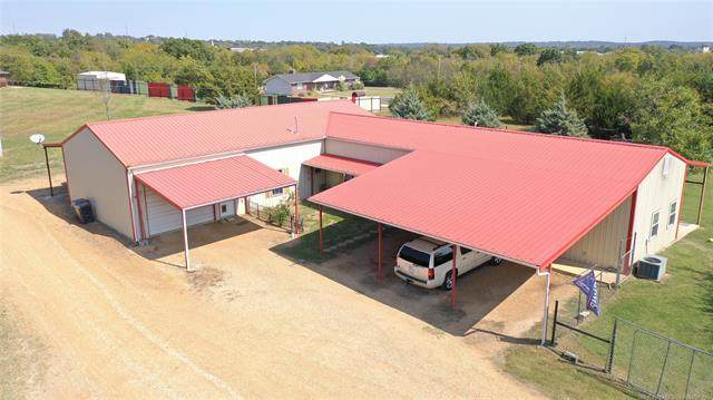 16440 County Road 3548, Ada, OK 74820 (MLS #2036491) :: 918HomeTeam - KW Realty Preferred
