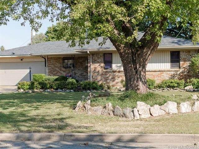 225 S 119th East Avenue, Tulsa, OK 74128 (MLS #2036716) :: 918HomeTeam - KW Realty Preferred