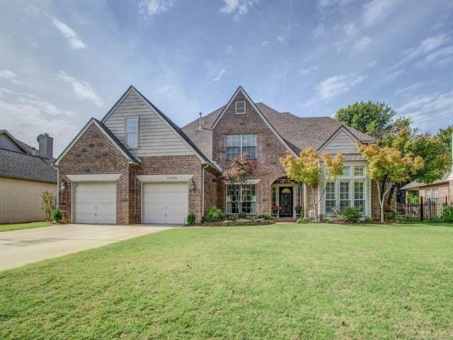 11424 S Maplewood Avenue, Tulsa, OK 74137 (MLS #2036725) :: Active Real Estate